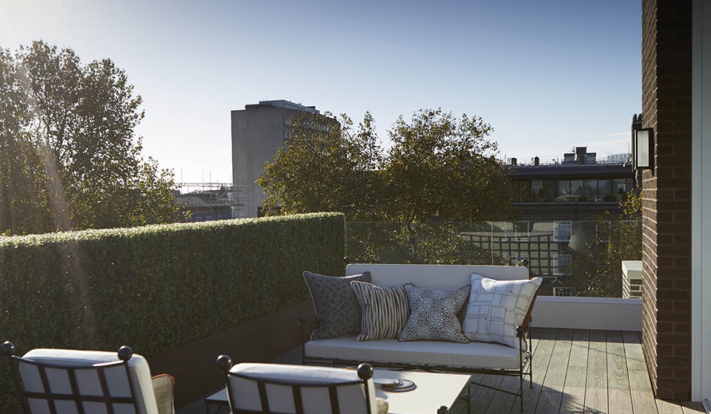 The Penthouses, Knightsbridge SW1