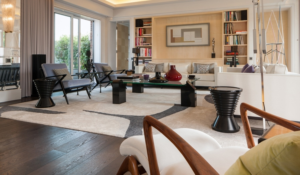 Penthouse, Lowndes Square SW1